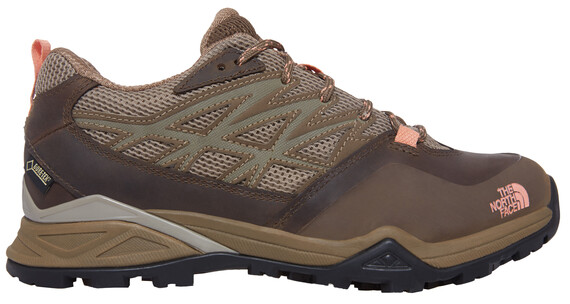 The North Face Hedgehog Hike GTX - Chaussures - marron